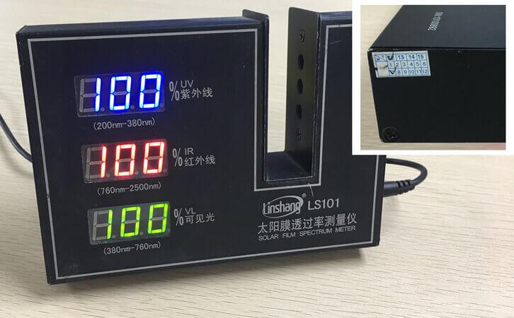太阳膜测试仪LS101
