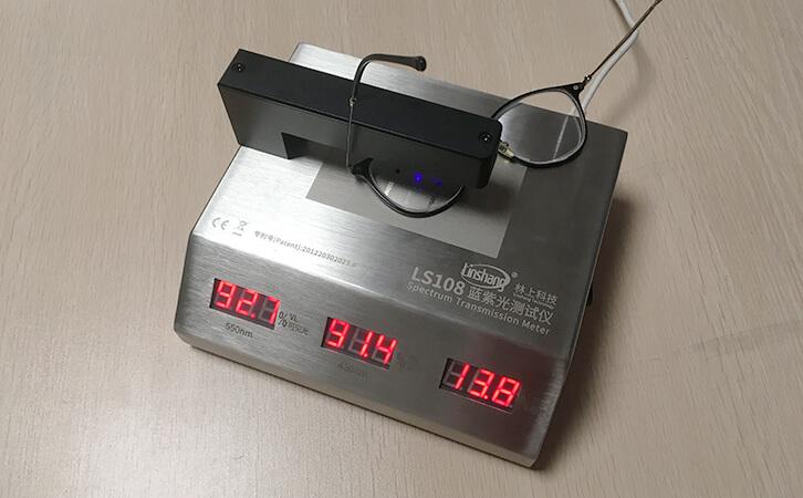 蓝紫光测试仪