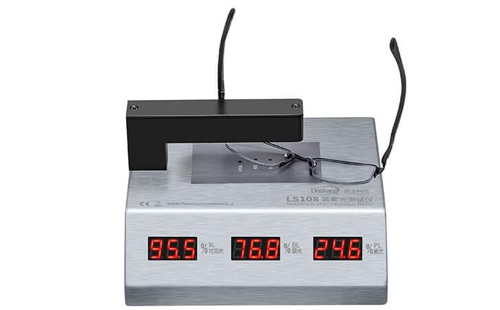 眼镜片测试仪LS108