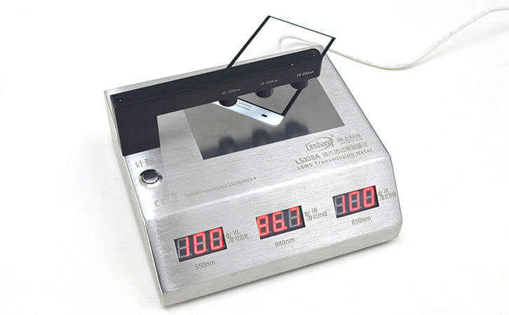 手机玻璃透光率测试仪