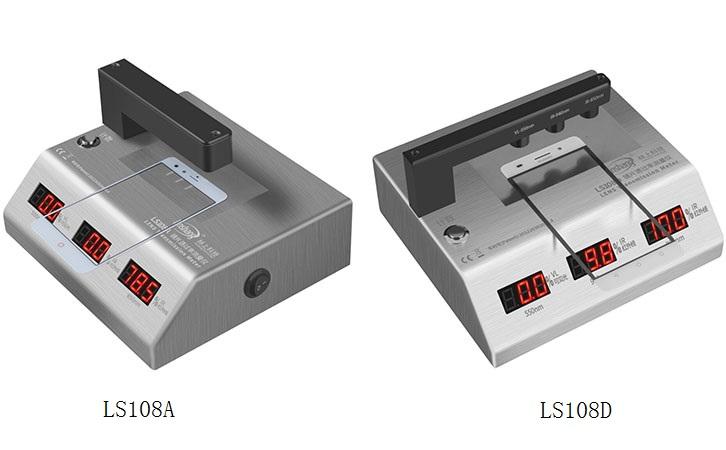 光学透过率测量仪LS108A和LS108D
