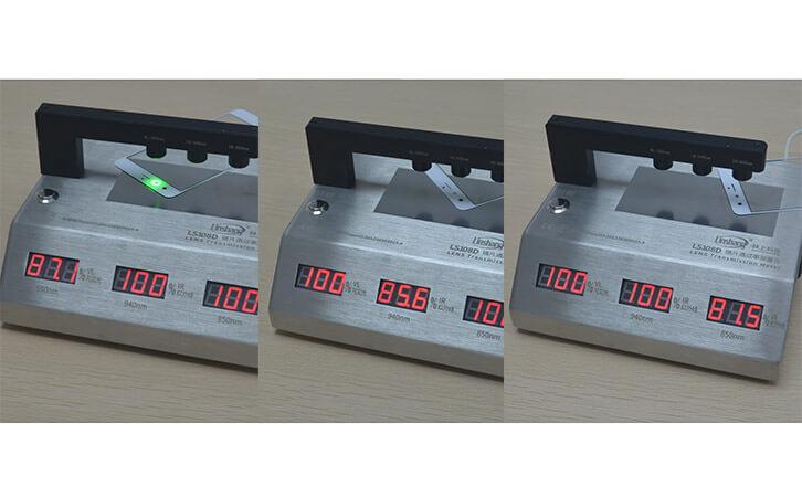 玻璃油墨透光率测试仪
