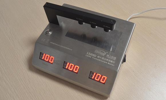 手机镜片透过率测试仪LS108D