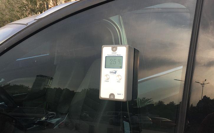 玻璃透过率测量仪LS110