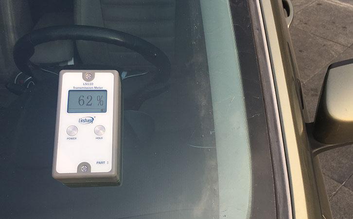 透光率测试仪LS110