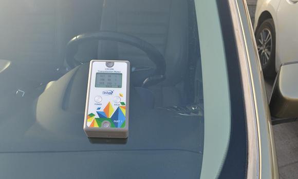 LS110A汽车专用透光率计