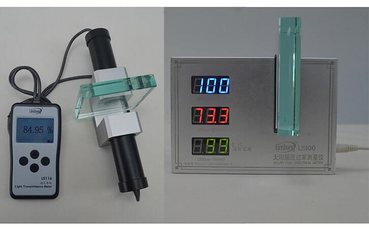平行光透光率测试仪