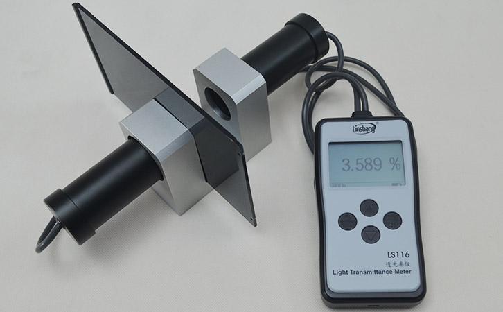 透光率测试仪测量材透光率