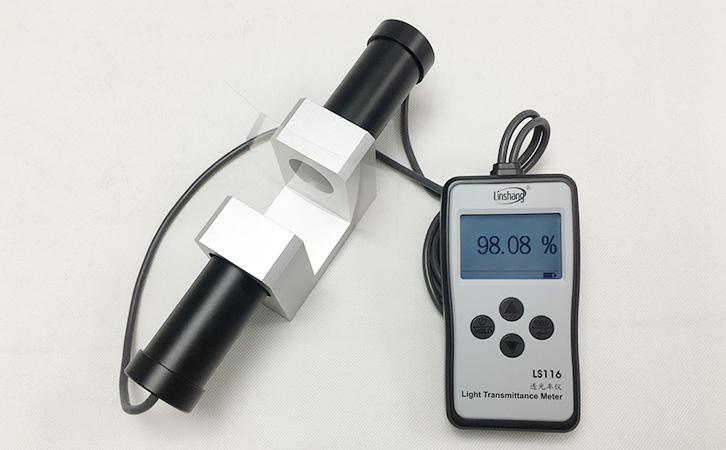 LS116测量高透薄膜