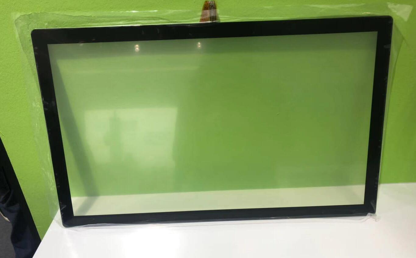 透光率测试仪测量电容电阻屏以及玻璃盖板的透光率值