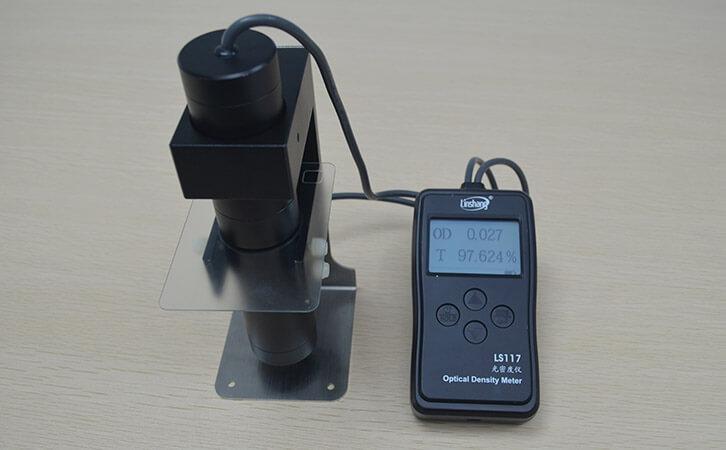 磨砂材料透光率仪LS117测磨砂手机膜