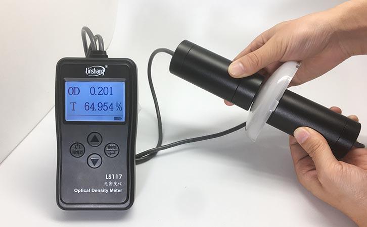 透光率仪应用