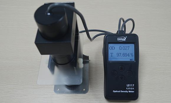 透光率测试仪LS117测量磨砂玻璃