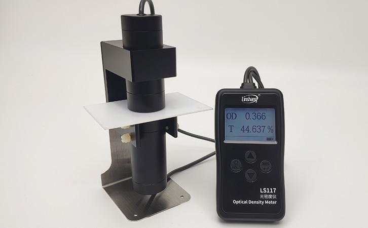 LS117测量漫透射材料