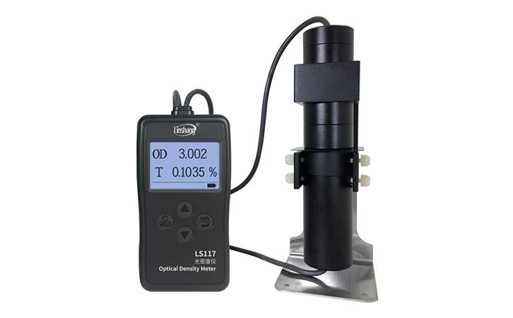 光密度仪LS117测试菲林胶片