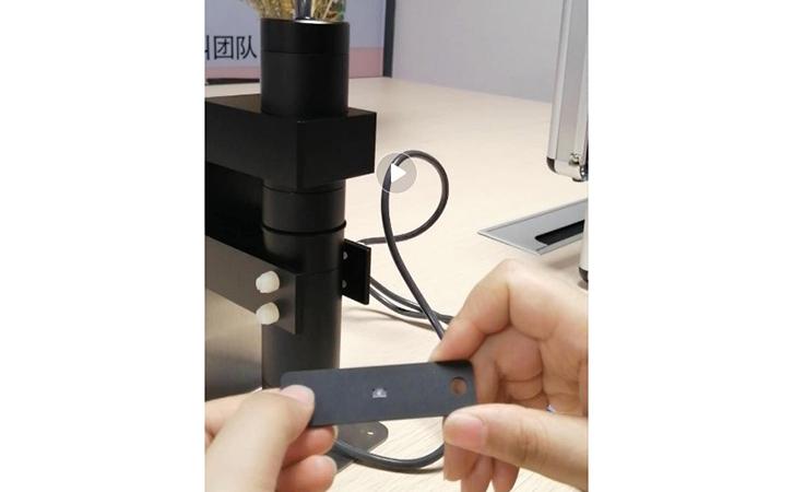 LS117透光率仪检测材料