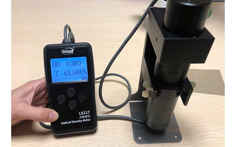 LS117透光率测试仪