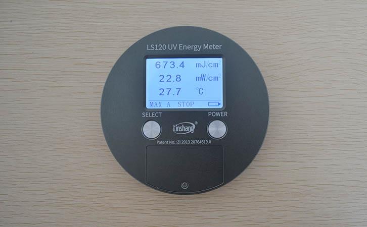 林上LS120UV能量计