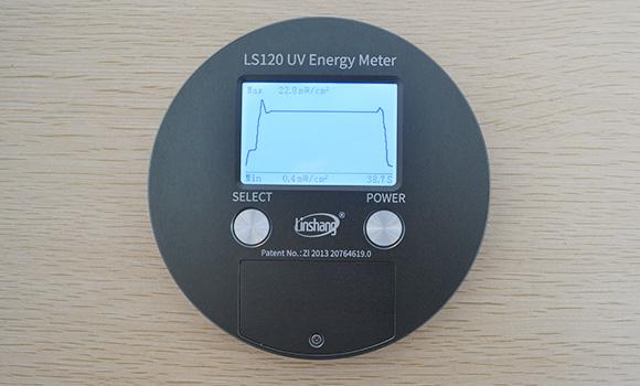 LS120UV能量计