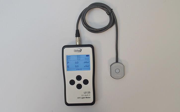 手持式紫外线照度计配UVA-X1探头