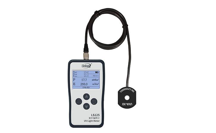 紫外线固化胶的特点及紫外辐射照度计的应用