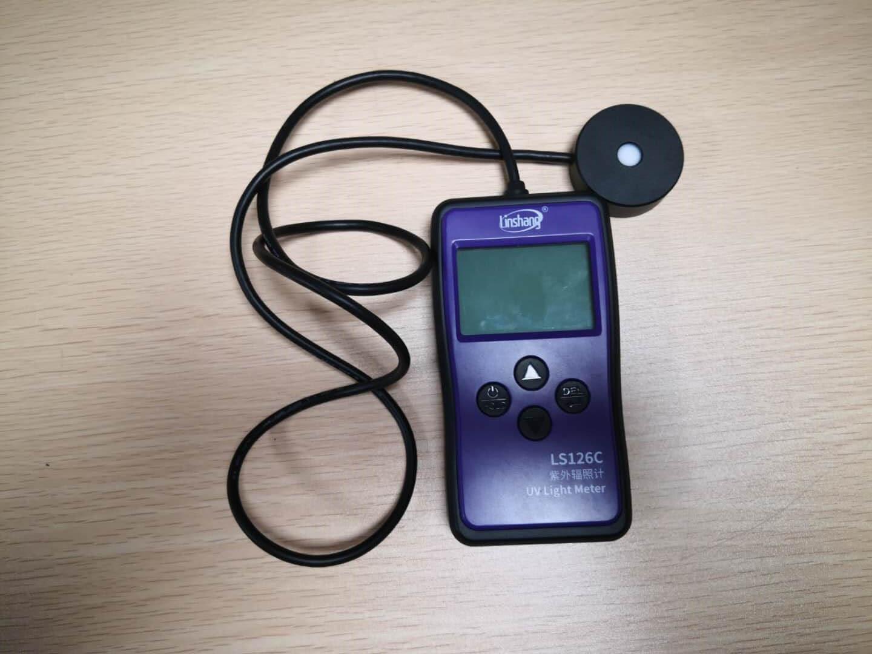 LS126C医用紫外辐照计