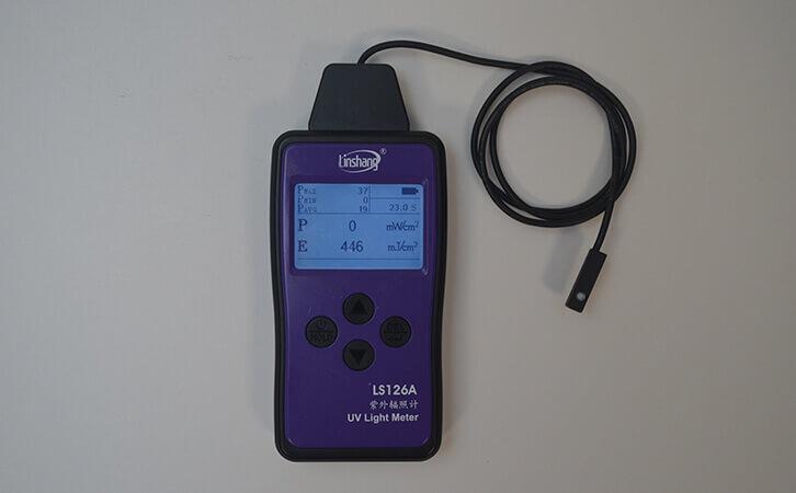 LS126A紫外线强度检测仪