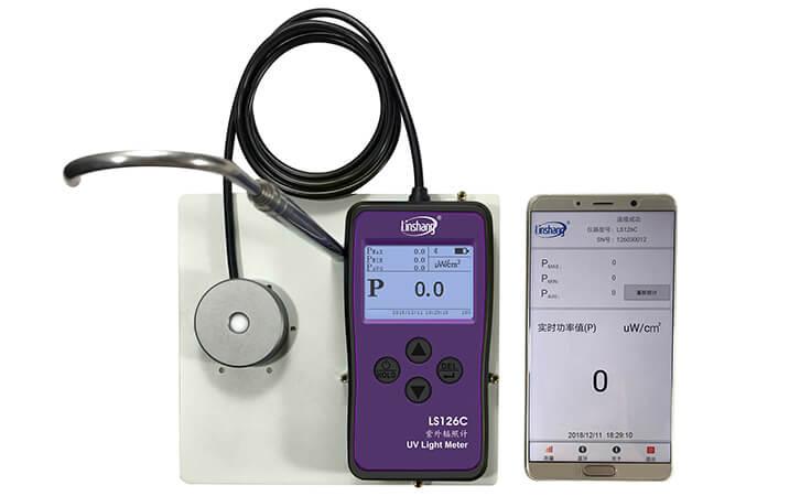 UVC强度检测仪