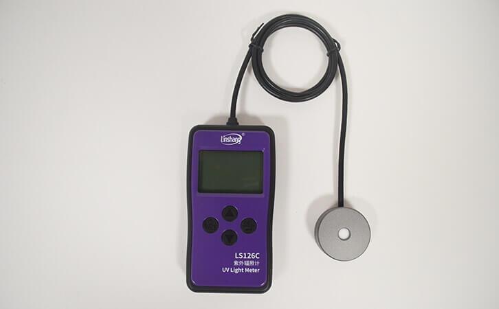 紫外线杀菌灯强度计