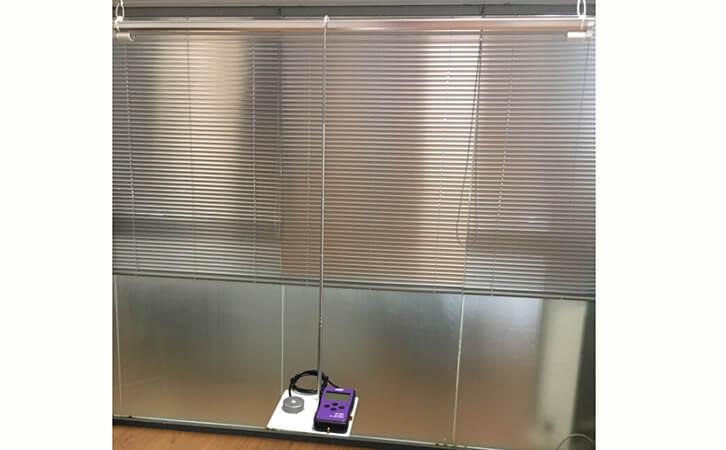 紫外线检测仪LS126C现场测试