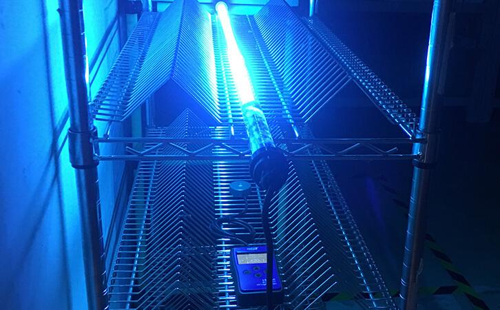 紫外辐照计LS126C