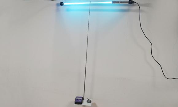紫外照度计LS126C测量杀菌灯