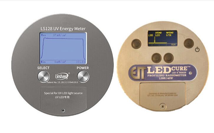 林上UV能量计和EIT能量计