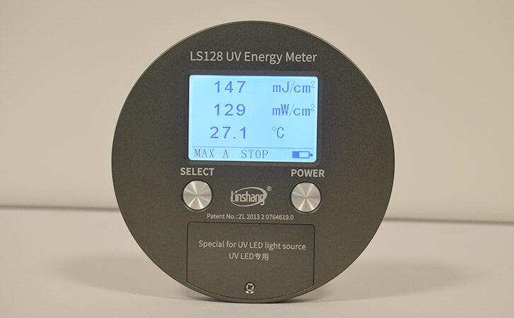 冷光源UV炉专用的紫外线强度测定仪