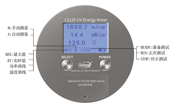 UV能量测试仪