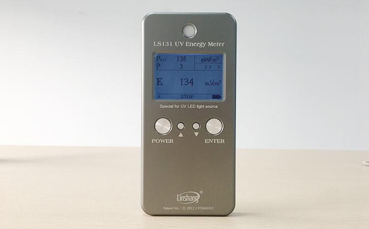 曝光机能量检测仪LS131