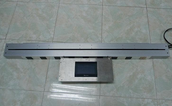 在线玻璃透光率检测仪LS152
