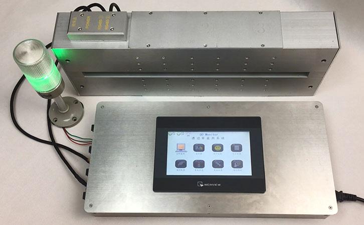 真空镀铝膜铝层厚度指标检测方法探讨