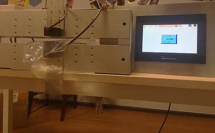 真空镀膜在线测厚仪LS152测硫化锌膜