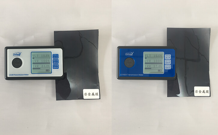 太阳膜测试仪测量太阳膜