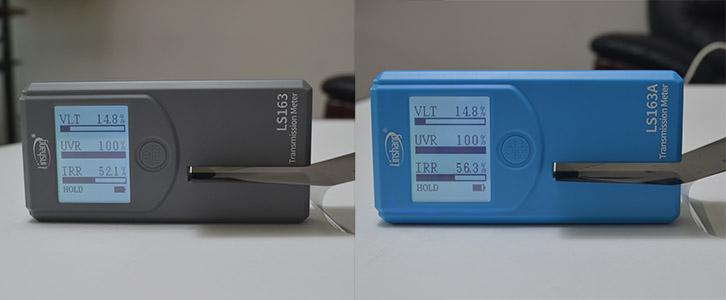 林上LS163和LS163A太阳膜测试仪