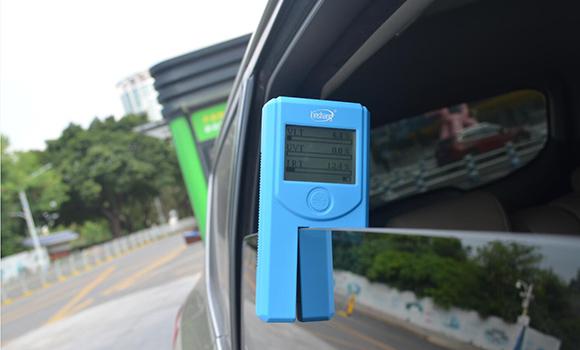 LS163A测试玻璃隔热效果