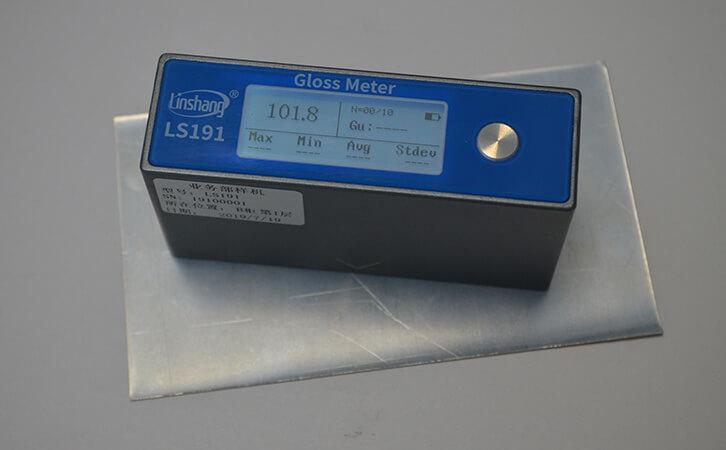 光泽度仪LS191测金属