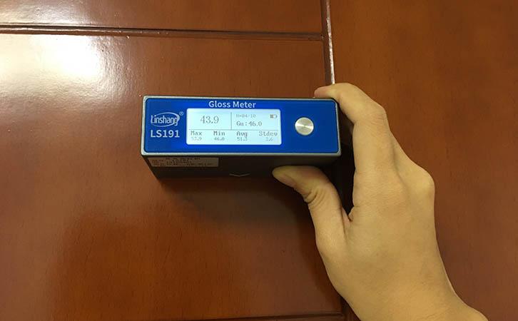 油漆光泽度检测仪LS191测试油漆