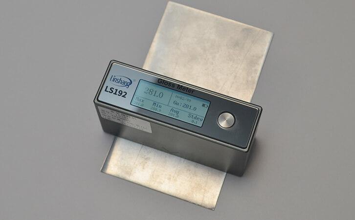 光泽度仪LS192测金属