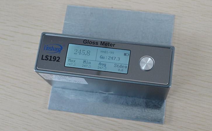 光泽度测量仪LS192