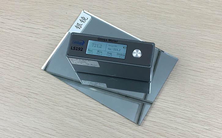 光泽度仪测量镜面光泽