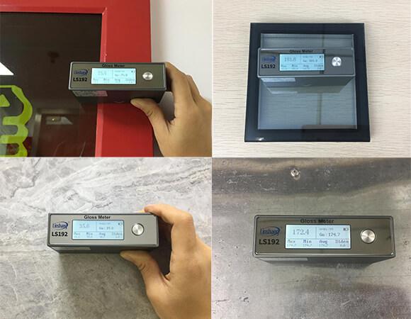 光泽度检测仪LS192测试光泽度