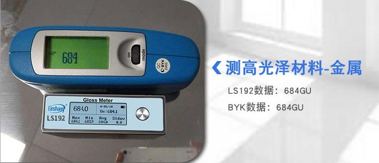 光泽度仪LS192