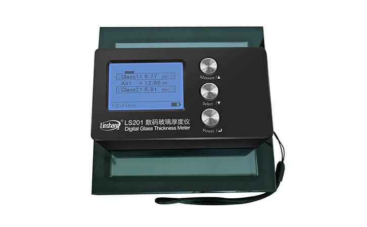 LS201数码玻璃厚度仪